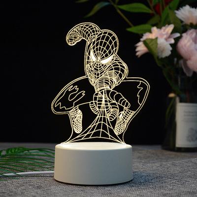 den-ngu-3d-spiderman